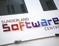 Branding and Signage: Sunderland Software Centre