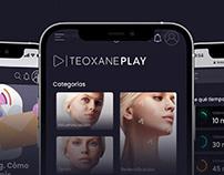 Teoxane Play. Social Media & Web Visuals.