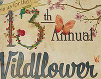 Wildflower Festival Poster