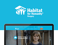 Habitat for Humanity Hungary Web