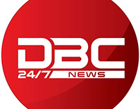 DBC NEWS | Logo design by  SADEK AHMED