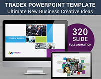 Tradex Powerpoint Template