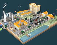 Vestforbrænding Municipal Waste City