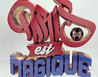 /// Paris est magique ///