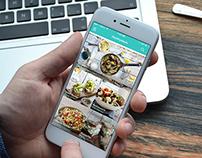 UI Design | HealthyMeal