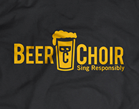 Beer Choir Branding