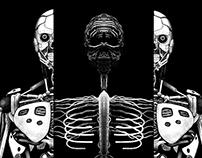 """Zeke Beats """"Bad Robot"""" - EP & Single - Deadbeats"""
