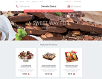 Sweets Store - Responsive OpenCart Theme