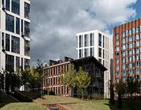 Garden Quarters (III) | Sergey Skuratov Architects