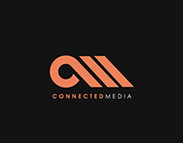 Connected Media - Logo
