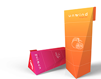 Unwind- Ice cream Packaging