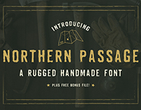 Northern Passage Font