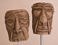 Old People Masks