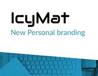 IcyMat - new personal branding