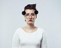 Tina Amy Photoshoot - Mickey mouse