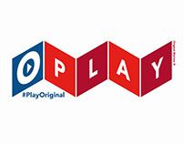 Logo creation Play Original