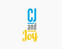 CJ & Joy Logo