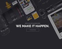 Digital Film Work | Web Guideline