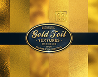 33 Authentic Gold Textures