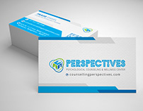 Perspectives Business Card