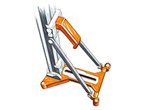 Husqvarna Drill Stand 900