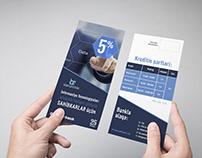 Rabita Bank - Visual concept for IT entrepreneurs