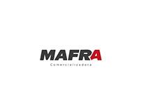 """Diseño de identidad gráfica """"MAFRA"""""""