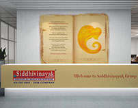 Siddhivinayak Builder Branding