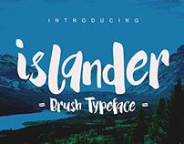 Islander Typeface