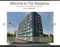 TUL Residence - Web Site