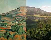 Tradicional Painting vs 3D Realism (article)