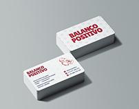 Balanço Positivo (Cartão de Visitas)