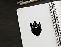 Logo for Loving Community.