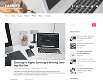 20 Best Responsive Free WordPress Blogging Themes