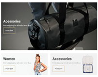 Sale Product - Seller WordPress Theme