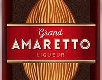 Liqueur Grand Amaretto