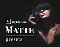 Matte Box - Adobe Lightroom & Camera Raw Presets