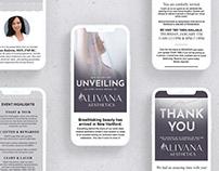 Alivana Aesthetics Grand Opening Package