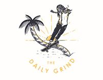 Daily grind illustration