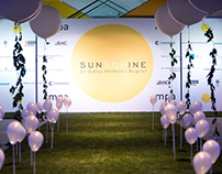 SunsChine 2015 fundraising event   The Artistry