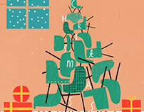Design Museum Christmas Card