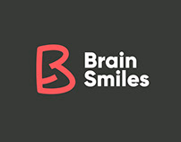 Brain Smiles Agency Rebranding