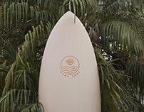 BOHO SURF - Siargao Surf Shop Brand Identity