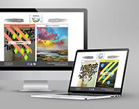 Art lab Inspiration website