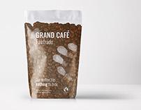 Grand Café - Rebranding