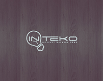 InTeko - Logo Electronics Online Store