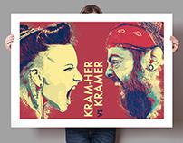 KRAM-HER vs KRAMER