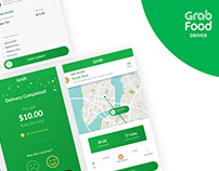 Food Delivery Driver's App