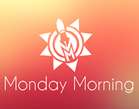 cover pics for 8th birthday of Monday Morning