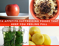 Tracey Rancifer - Foods That Keep You Feeling Full